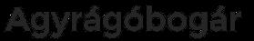 Agyrágóbogár
